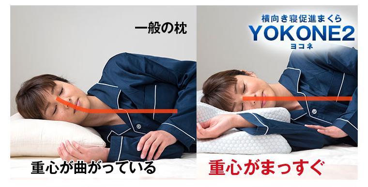 YOKONE(ヨコネ)2 効果